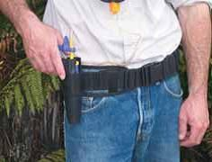 Ezepac belt-holster