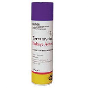 Terramycin Pinkeye Aerosol 125gm