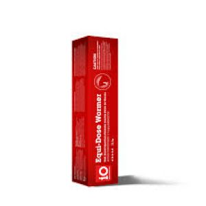iO Equi Dose Red Wormer