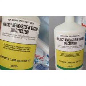 Poulvac Newcastle IK Vaccine 500ml