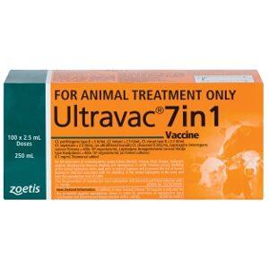 Ultravac 7 in 1 vaccine