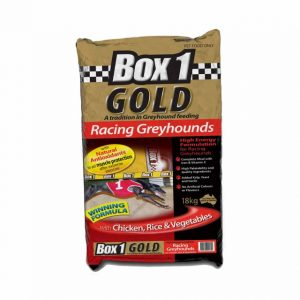 Box 1 Greyhound Dry Food 18kg