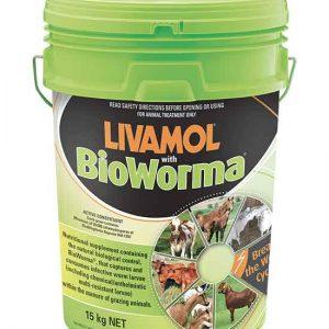 IAH Livamol with Bioworma