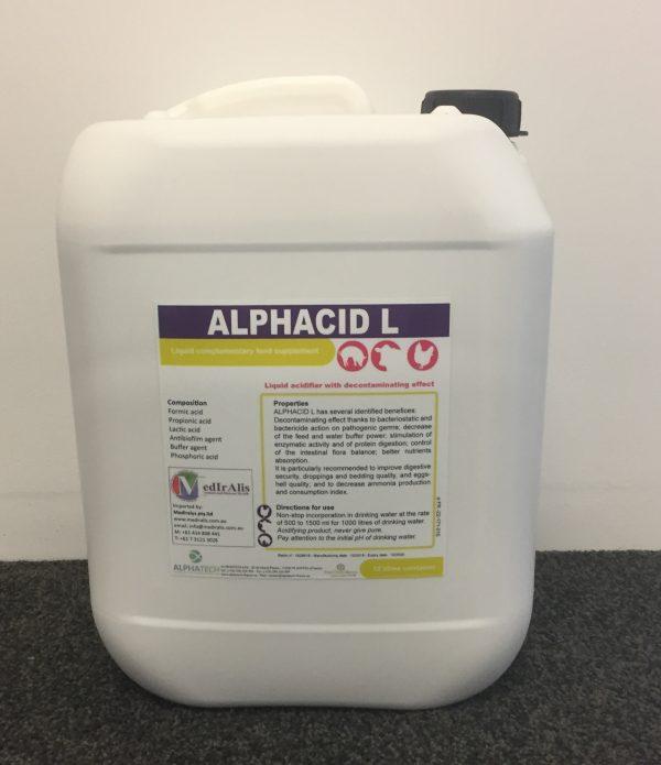 organic acid blend