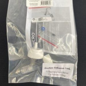 Simcro Gudair Vaccinator 1ml Service Kit Only