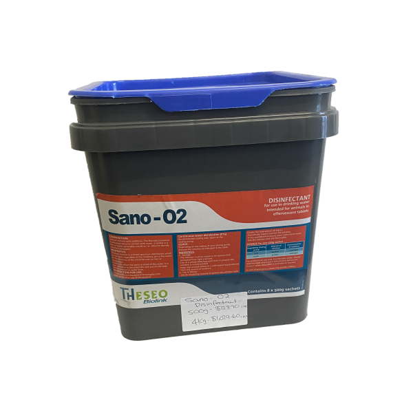 Sano-O2 Chlorine Dioxide Tablets